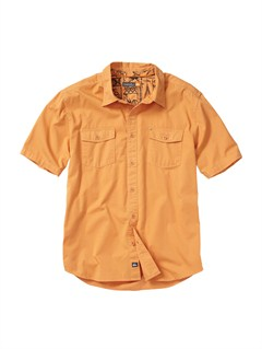 NLZ0Men s Deep Water Bay Short Sleeve Shirt by Quiksilver - FRT1