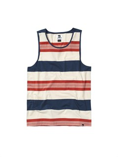 WDV3Waved Out Tank by Quiksilver - FRT1