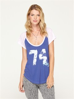 PQM0Roxy Wave V-Neck Tee by Roxy - FRT1