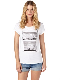 WBB0All Aboard SC T-shirt by Roxy - FRT1
