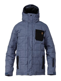 BYL0Carry On Insulator Jacket by Quiksilver - FRT1