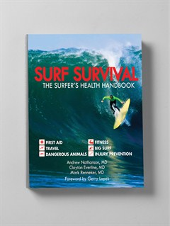 000Surf Survival Handbook by Quiksilver - FRT1