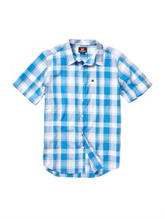 BLVTube Prison Short Sleeve Shirt by Quiksilver - FRT1