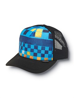 AIBBoys 8- 6 Boards Trucker Hat by Quiksilver - FRT1