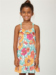 MCMGirls 2-6 Beach Bound Rashguard by Roxy - FRT1