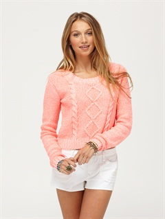 BEPSpring Fling Long Sleeve Top by Roxy - FRT1