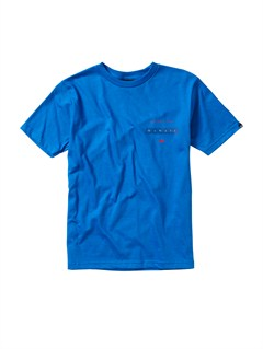 BLVBoys 8- 6 Attack T-Shirt by Quiksilver - FRT1