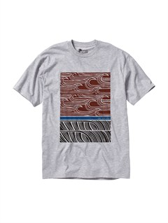 SLAHMen s Aganoa Bay Short Sleeve Shirt by Quiksilver - FRT1
