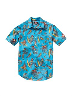 BMJ6Fresh Breather Short Sleeve Shirt by Quiksilver - FRT1