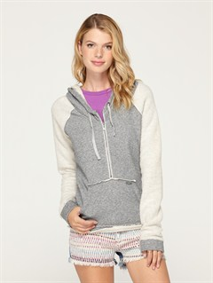 KPGHBeauty Stardust Striped Hoodie by Roxy - FRT1