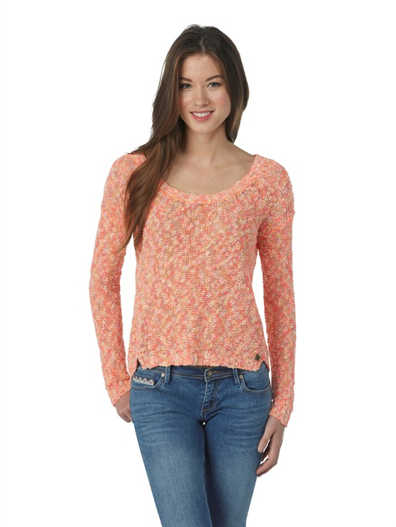 MKL6Spring Fling Long Sleeve Top by Roxy - FRT1