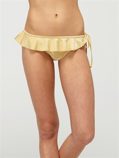GLDBeach Dreamer Brazilian String Bikini Bottoms by Roxy - FRT1