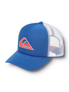 BLUBoys 8- 6 Boards Hat by Quiksilver - FRT1