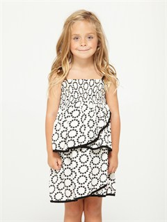 PRLGirls 2-6 Autumn Breeze Criss Cross Halter Set by Roxy - FRT1