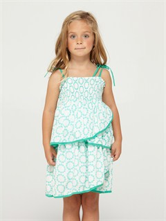 WAVGirls 2-6 Block Party Dress by Roxy - FRT1