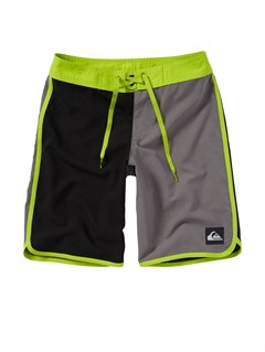 KVJ0Boys 8- 6 Kelly Boardshorts by Quiksilver - FRT1