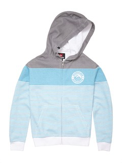 BHR0Boys 8- 6 Checker Hoody by Quiksilver - FRT1