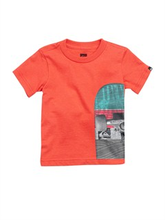 RQQ0Baby Adventure T-shirt by Quiksilver - FRT1