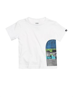 WBB0Baby Biter Glow in the Dark T-Shirt by Quiksilver - FRT1