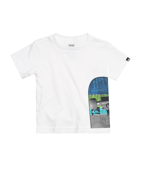 WBB0Boys 2-7 Crash Course T-Shirt by Quiksilver - FRT1