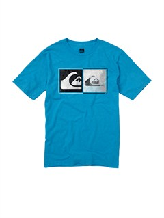BMJHBoys 2-7 Checkers T-Shirt by Quiksilver - FRT1