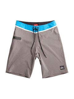 "KPC0Local Performer 2 "" Boardshorts by Quiksilver - FRT1"