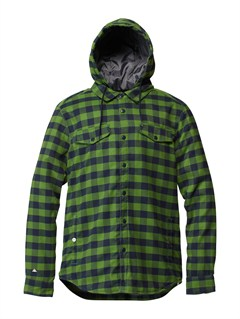 GRG0Lone Pine 20K Insulated Jacket by Quiksilver - FRT1