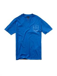 BQR0A Frames Slim Fit T-Shirt by Quiksilver - FRT1