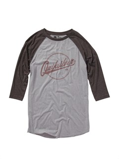 SKTHThe Bay Long Sleeve T-Shirt by Quiksilver - FRT1