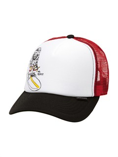 RSTBoys 8- 6 Boards Trucker Hat by Quiksilver - FRT1