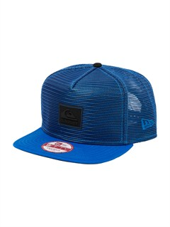 BLVPlease Hold Trucker Hat by Quiksilver - FRT1