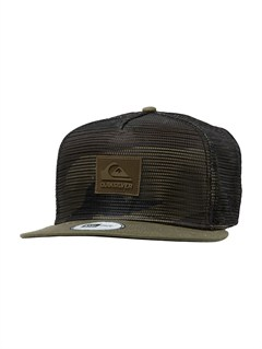SAFBoardies Trucker Hat by Quiksilver - FRT1
