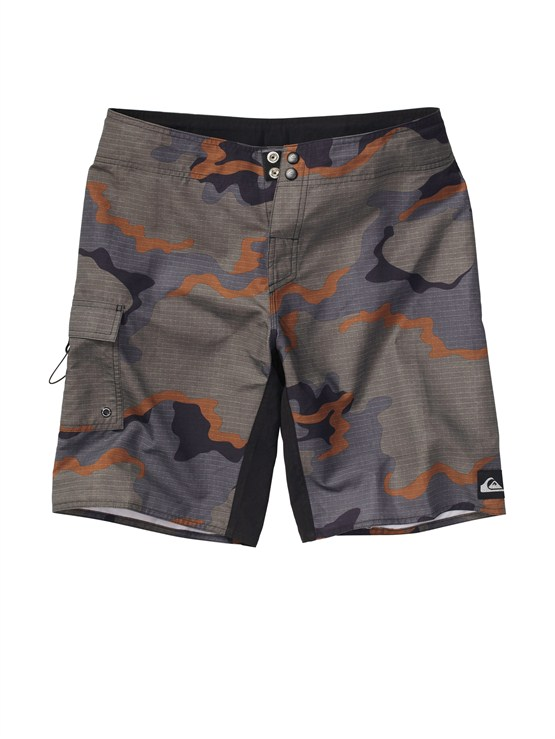 GPB6Boys 8- 6 Mountain And Wave Shirt by Quiksilver - FRT1