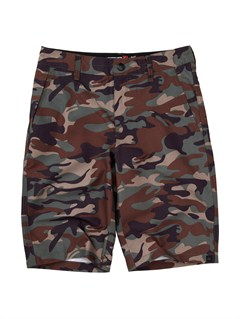 GQM6Boys 8- 6 Downtown Shorts by Quiksilver - FRT1