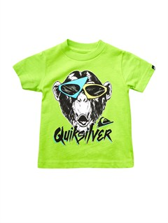 GJZ0Baby Adventure T-shirt by Quiksilver - FRT1