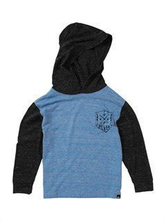 BQW0Boys 2-7 Surf Division Long Sleeve Hooded T-Shirt by Quiksilver - FRT1