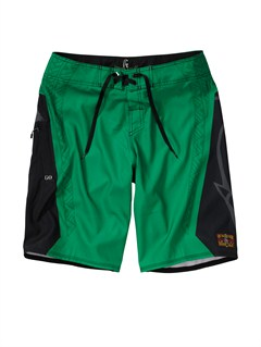 "GQY6Local Performer 2 "" Boardshorts by Quiksilver - FRT1"