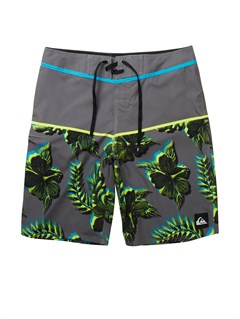 KPC6A Little Tude 20  Boardshorts by Quiksilver - FRT1