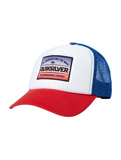 WBB0Outsider Hat by Quiksilver - FRT1