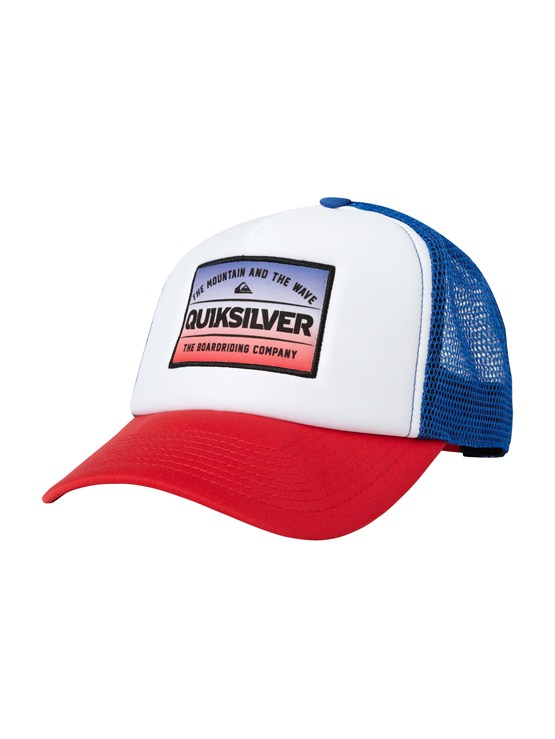 WBB0State of Aloha Hat by Quiksilver - FRT1