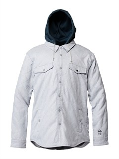 BPY0Connector Flannel Riding  Shirt by Quiksilver - FRT1