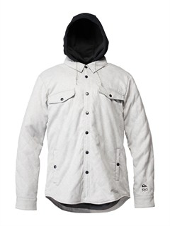 KRP0Connector Flannel Riding  Shirt by Quiksilver - FRT1