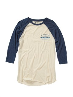 WDVHThe Bay Long Sleeve T-Shirt by Quiksilver - FRT1