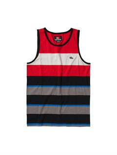 CHIBoys 8- 6 Block Point Tank Top by Quiksilver - FRT1