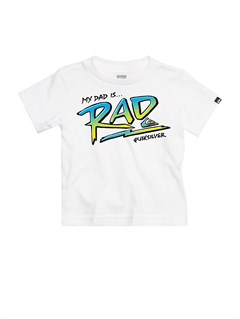 WBB0Baby Adventure T-shirt by Quiksilver - FRT1