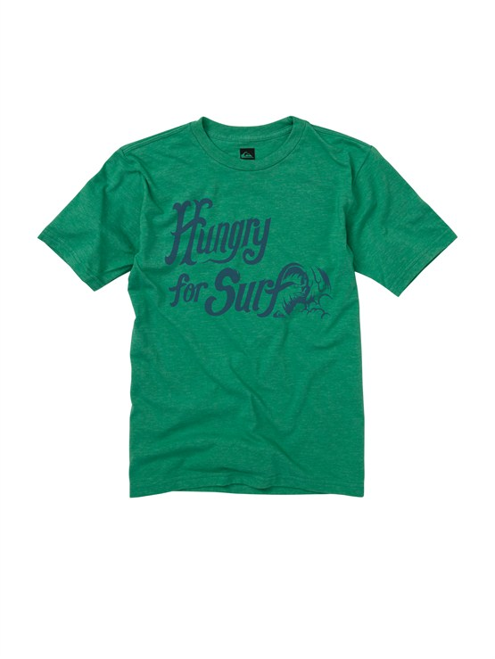 GNZHBoys 2-7 Crash Course T-Shirt by Quiksilver - FRT1