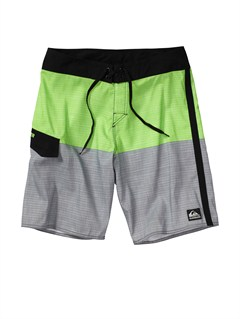 "GKJ6Local Performer 2 "" Boardshorts by Quiksilver - FRT1"