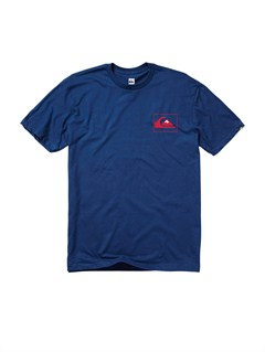 BSA0A Frames Slim Fit T-Shirt by Quiksilver - FRT1