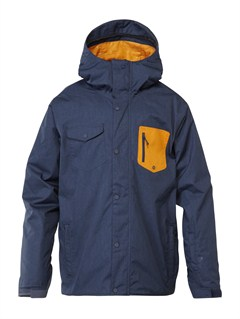 NNW0Carry On Insulator Jacket by Quiksilver - FRT1