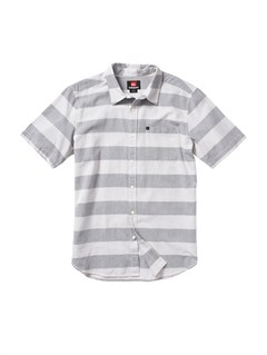 HAZTube Prison Short Sleeve Shirt by Quiksilver - FRT1